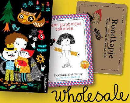 Dollyboekjes, Muursprookjes & Kleursprookjes