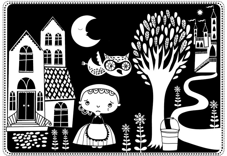 caroline ellerbeck illustrator werk inspiratie en