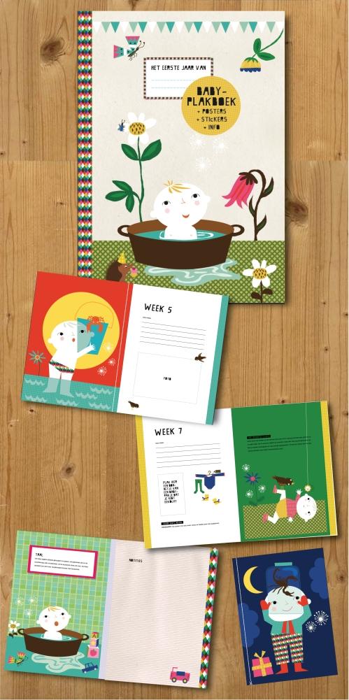 babyboek Snor