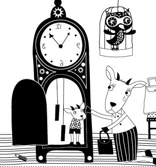 Sprookje Caroline Ellerbeck Illustrator
