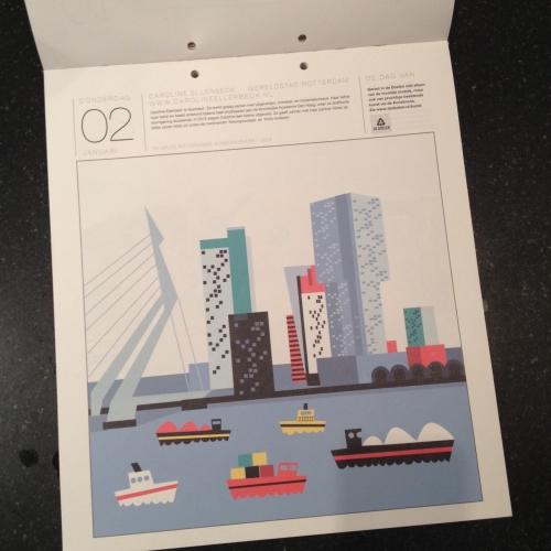 rotterdamse kunstkalender 2014 2januari